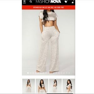 Fashion Nova 2 piece